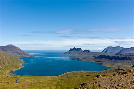 Trekyllisheioi, Westfjords Region, Iceland Stock Photo - Premium Royalty-Free, Code: 600-03836429