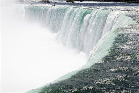 Horseshoe Falls, Niagara Falls, Ontario, Canada Stock Photo - Premium Royalty-Free, Code: 600-03848922