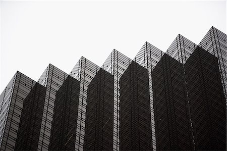 repeating - Reflective building, New York City, USA Stock Photo - Premium Royalty-Free, Code: 614-05818895