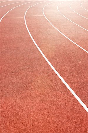race track (people) - Running track Stock Photo - Premium Royalty-Free, Code: 614-05819008