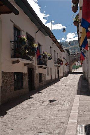 La Ronda, Quito, Ecuador Stock Photo - Premium Royalty-Free, Code: 614-05819092