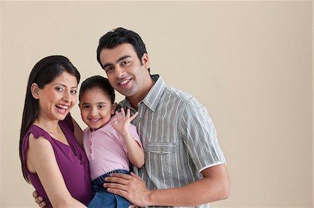 pregnant asian - Portrait of family Stock Photo - Premium Royalty-Free, Code: 614-05955357