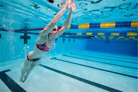 Olympic Hopeful in Training Stock Photo - Premium Royalty-Free, Code: 614-06044241