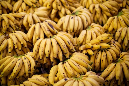 Bananas Stock Photo - Premium Royalty-Free, Code: 614-06311609