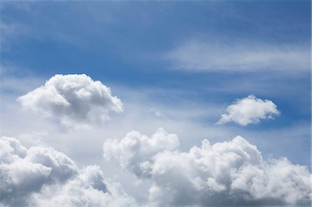 dreamy - Clouds in the sky Stock Photo - Premium Royalty-Free, Code: 614-06311875