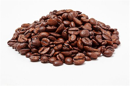 Coffee beans Stock Photo - Premium Royalty-Free, Code: 614-06336038