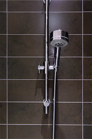 shower - Shower head Stock Photo - Premium Royalty-Free, Code: 614-06402948