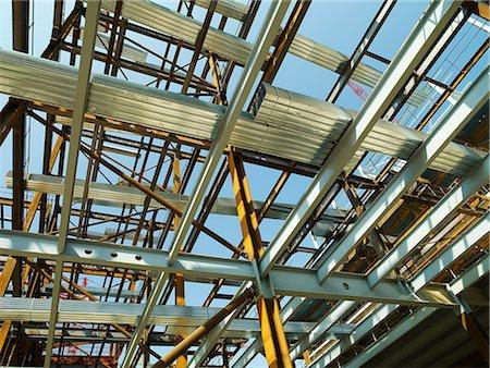 Building under construction Stock Photo - Premium Royalty-Free, Code: 614-06403099