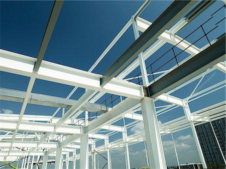Construction frame Stock Photo - Premium Royalty-Free, Code: 614-06403102