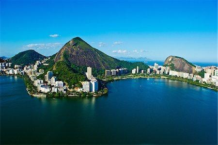 Lagoa, Rio de Janeiro, Brazil Stock Photo - Premium Royalty-Free, Code: 614-06403144
