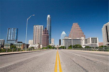 Cityscape of Austin, Texas, USA Stock Photo - Premium Royalty-Free, Code: 614-06442646