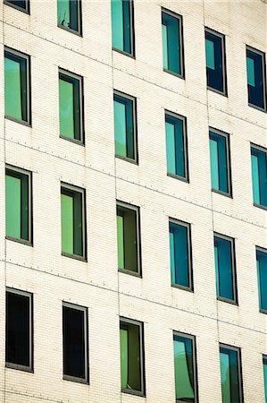 pattern (man made design) - Office building Stock Photo - Premium Royalty-Free, Code: 614-06813406