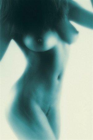Female nude Stock Photo - Premium Royalty-Free, Code: 614-00386063