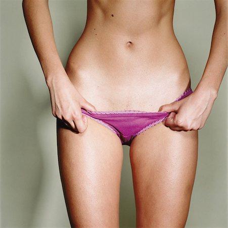 female crotch - Female midriff Stock Photo - Premium Royalty-Free, Code: 614-00393112