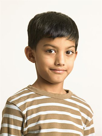 pre-teen boy models - Portrait of an indian boy Stock Photo - Premium Royalty-Free, Code: 614-00945214