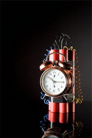 A bomb Stock Photo - Premium Royalty-Free, Code: 614-02612530