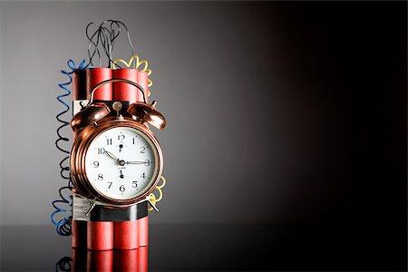 A bomb Stock Photo - Premium Royalty-Free, Code: 614-02612531