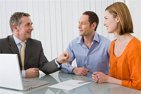 Business meeting Stock Photo - Premium Royalty-Free, Code: 614-02934201