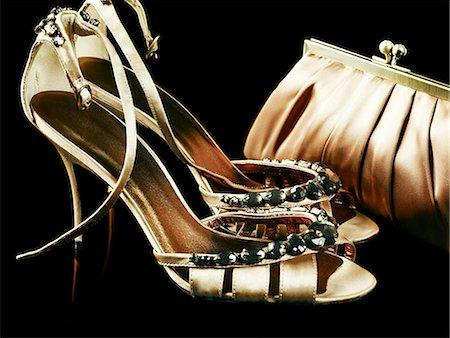 Shoes and handbag Stock Photo - Premium Royalty-Free, Code: 614-03468705