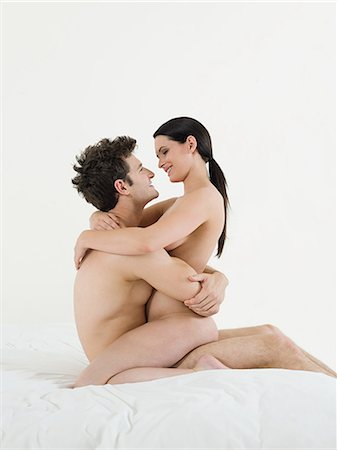Young couple making love Stock Photo - Premium Royalty-Free, Code: 614-03648010