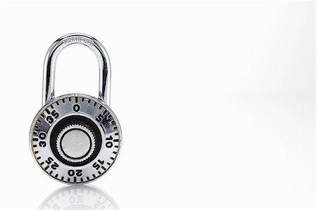 Combination lock Stock Photo - Premium Royalty-Free, Code: 614-03982118