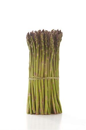 slim - Asparagus bunch Stock Photo - Premium Royalty-Free, Code: 618-05605338