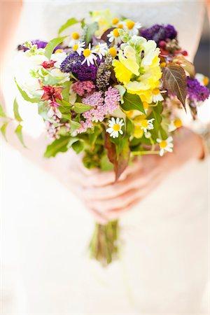 Flower bouquet Stock Photo - Premium Royalty-Free, Code: 618-05799608