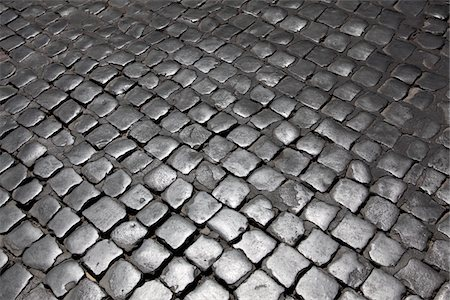 Cobblestone street Stock Photo - Premium Royalty-Free, Code: 618-05818221