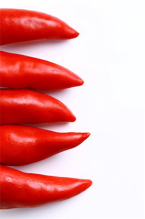 spicy - Red chilies Stock Photo - Premium Royalty-Free, Code: 618-05963223
