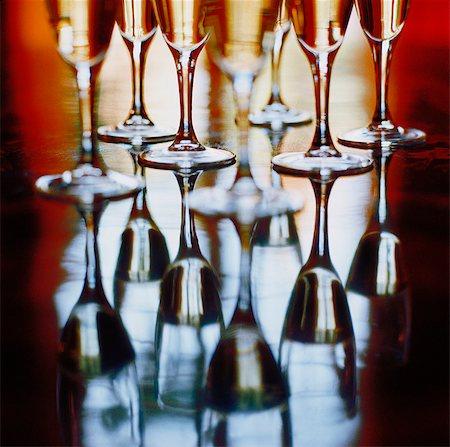 Champagne Glass Stock Photo - Premium Royalty-Free, Code: 618-06119190