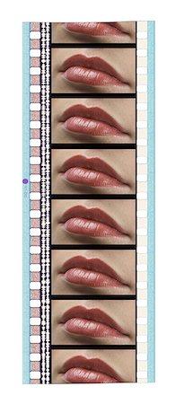 represented - Film strip Stock Photo - Premium Royalty-Free, Code: 618-06346927