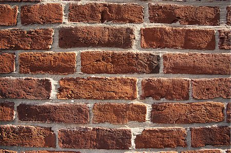 solid - Brick Wall Stock Photo - Premium Royalty-Free, Code: 618-06818419