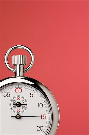stop watch - Stop watch Stock Photo - Premium Royalty-Free, Code: 618-06818514