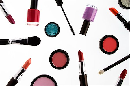 still life of beauty products Stock Photo - Premium Royalty-Free, Code: 618-06818585
