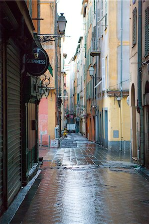 france - Old Town Nice Stock Photo - Premium Royalty-Free, Code: 618-07073236