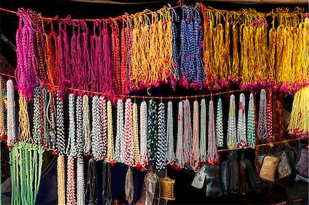 supermarket not people - colorful threads selling in a local fair of Bengal Stock Photo - Premium Royalty-Free, Code: 618-07457990