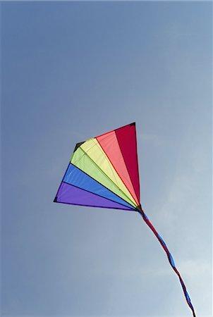 Kite Stock Photo - Premium Royalty-Free, Code: 618-07524084