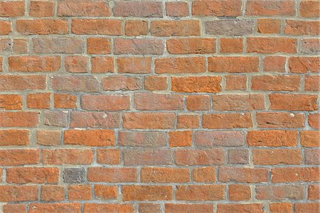 Brick Wall Stock Photo - Premium Royalty-Free, Code: 618-07653735