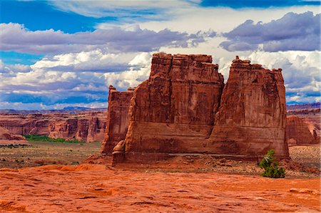 Arches National Park, Utah Stock Photo - Premium Royalty-Free, Code: 618-08063229