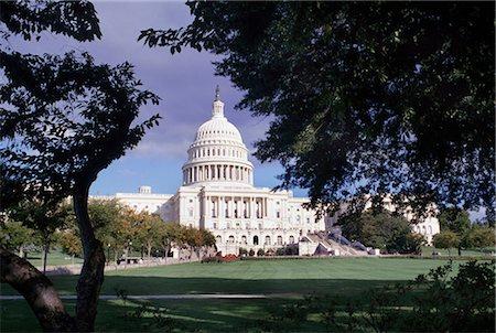 U.S. Capitol Building, Washington, DC Stock Photo - Premium Royalty-Free, Code: 618-03571994