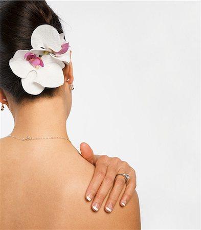 Elegant Asian Woman Stock Photo - Premium Royalty-Free, Code: 618-03608710