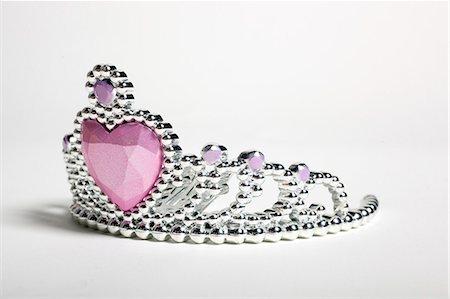 Toy princess crown. Stock Photo - Premium Royalty-Free, Code: 618-03686819