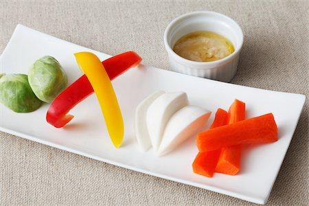 paprika - Vegetarian dish Stock Photo - Premium Royalty-Free, Code: 618-03834587