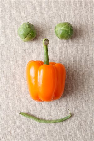 paprika - Vegetable Stock Photo - Premium Royalty-Free, Code: 618-03834595