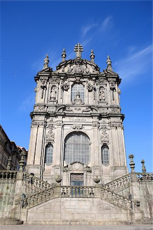 portugal - Portugal, Porto, Igreja dos Clerigos Stock Photo - Premium Royalty-Free, Code: 610-05653930