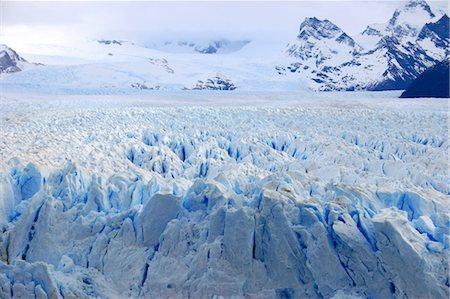 perito moreno glacier - Argentina, Satan Cruz province, Los Glaciares national park, Perito Moreno glacier Stock Photo - Premium Royalty-Free, Code: 610-05841049