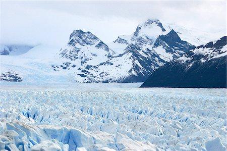 perito moreno glacier - Argentina, Satan Cruz province, Los Glaciares national park, Perito Moreno glacier Stock Photo - Premium Royalty-Free, Code: 610-05841053