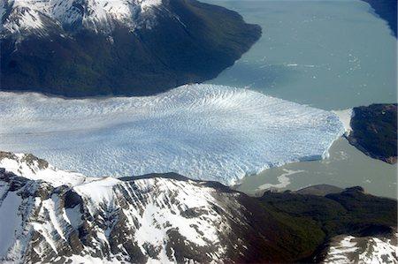 perito moreno glacier - Argentina, Satan Cruz province, Los Glaciares national park, Perito Moreno glacier Stock Photo - Premium Royalty-Free, Code: 610-05841151