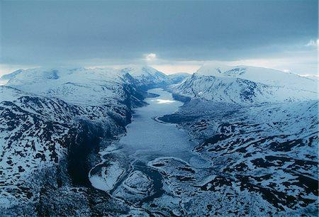 fantastically - Mountain landscape, Sweden. Stock Photo - Premium Royalty-Free, Code: 6102-03827500