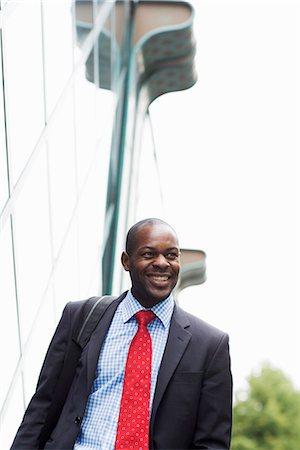 A smiling businessman, Stockholm, Sweden. Stock Photo - Premium Royalty-Free, Code: 6102-03828747